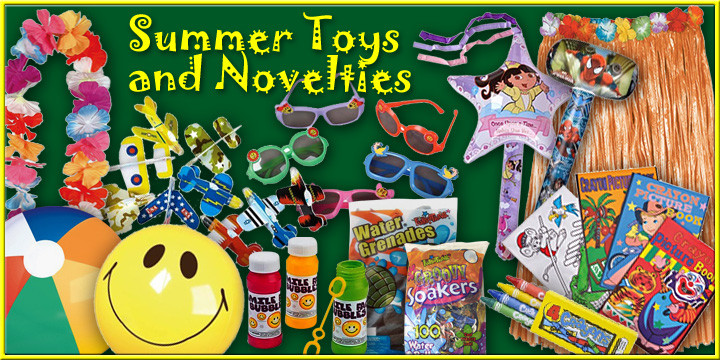 Toys and Novelties