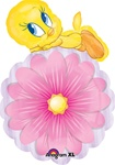 30 inch Tweety Sitting On Flower