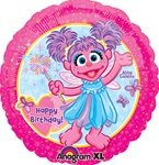 18 inch Abby Cadabby Happy Birthday