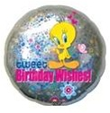 18in Tweety Birthday Wishes