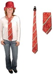 Holiday Lights Necktie Full Size