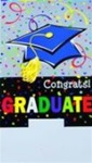 Giant Graduation Card with Envelope