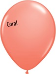 11 inch Qualatex Fashion CORAL