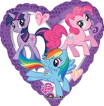 18 inch My Little Pony Heart