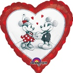 18 inch Disney Mickey & Minnie Love