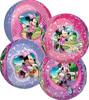 16 inch Minnie Mouse Orbz