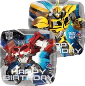 18 inch Transformers Animated Birthday Standard Square