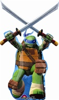 43 inch Teenage Mutant Ninja Turtles Leonardo Balloon