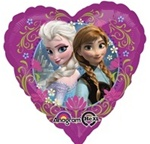 18 inch Disney Frozen Love Balloon