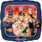18 inch WWE Wrestling Group Square Foil Balloon