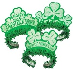 St Patrick's Day Regal Tiara