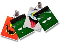 15 inch x 13 inch Halloween Trick or Treat Bag