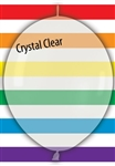 12in Link-O-Loon Crystal CLEAR