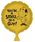 8 inch You're a Smell of a Guy Whoopee Cushion
