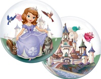 22 inch BUBBLE Sofia the First