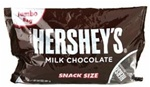19.8 ounce Hershey Snack Size