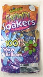 4 inch Groovy Soakers Water Balloons