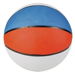 9.5 inch Regulation Patriotic Basketball