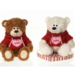 10 inch Bear Love Hoody