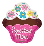 22 inch CUPCAKE Sweetest Mom