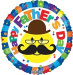 18 inch SV Father's Day Smiley
