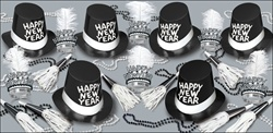 Top Hats & Tails New Years Assortment Kit
