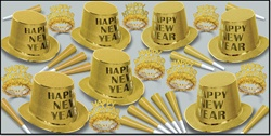 Gold Mirage New Years Assortment for 50
