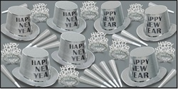 Silver Mirage New Years Assortment for 50