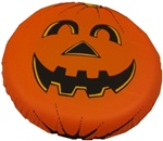 10in Pumpkin Flying Disc Inflatable