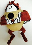 6in Taz Plush