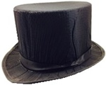Silk Top Hat BLACK