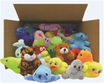 2 inch to 5 inch Stuffed Animal Assortment
