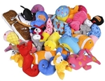 4 inch to 7 inch Stuffed Animal Assortment