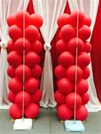 6 foot Balloon Column Poles